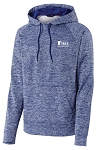 Men's Electric Heather Fleece Hooded Pullover