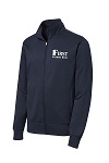 Men's Sport-Wick Fleece Full-Zip Jacket