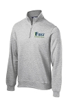 Men's Tall 1/4-Zip Sweatshirt