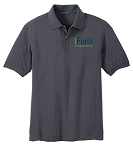Men's 5-in-1 Performance Pique Polo