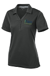 Ladies PosiCharge Micro-Mesh Polo